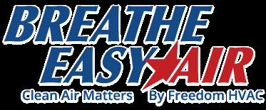 Breathe Easy Air Logo